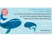 Conférence: La Communication NonViolente® (CNV), un art de la relation bienveillante,... le jeudi 21 juin 2018