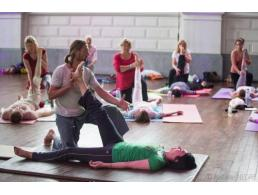 Ecole de  Thai Yoga Massage -  Formations:  Bruxelles, Wallonnie