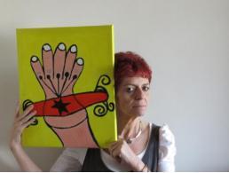 Anne Dumeunier Art Thérapie