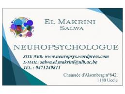 Psychologue- Neuropsychologue