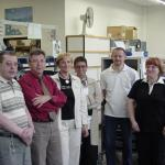 L'équipe de la Pharmacie