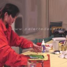 Art thérapie, Foyer pour adolescent
