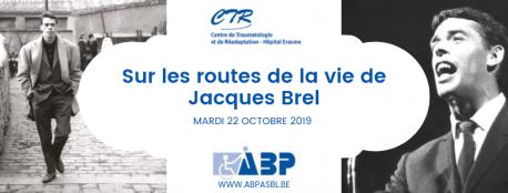 Visite de Bruxelles avec Jacques Brel !