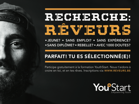 Formation YouthStart - Séance d'information