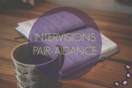 Cycle d'intervisions ''Pair-aidance''