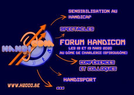 Forum Handicom 2020