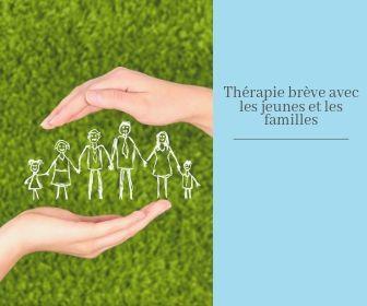 Therapie breve orientee solutions avec des jeunes, des familles programmes et outils d'intervention