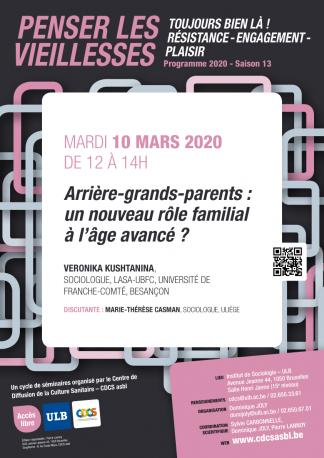 Arrière-grands-parents : un nouveau rôle familial à l'âge avancé ?