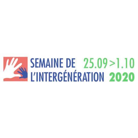 Semaine de l'intergénération 2020