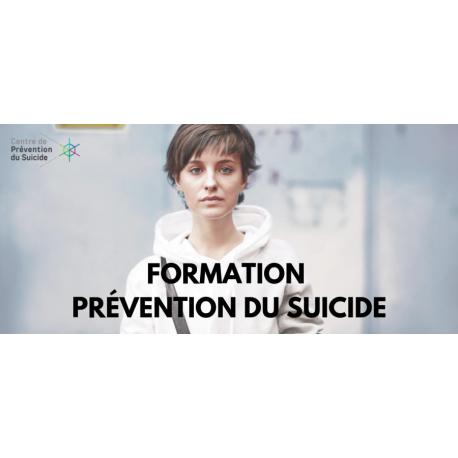Formation sur la prévention du suicide