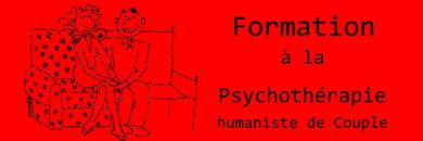Formation continue à la Psychothérapie Humaniste de couple