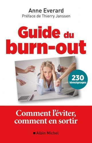 Conférence sur le burn out par Anne Everard à 19H