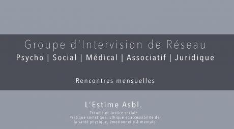 Groupe d'Intervision de Réseau #5 : diagnostique.