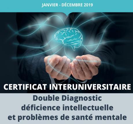 Intervention auprès des personnes en situation de double diagnostic