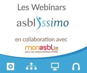 Webinar ASBLissimo : TVA, quelles sont les obligations pour les ASBL ?