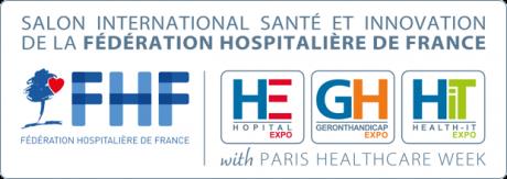 Paris Healthcare Week - Salon International Santé et Innovation de la Fédération Hospitalière de France