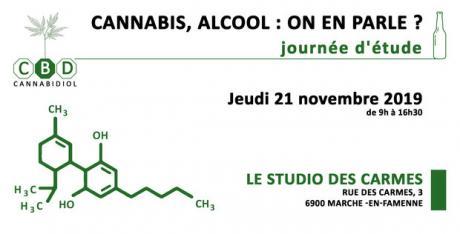 Cannabis, alcool : on en parle ?