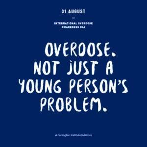 Journée Mondiale de sensibilisation à l'overdose