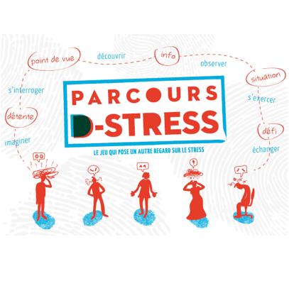 Atelier-découverte du jeu Parcours D-Stress