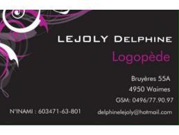 Delphine LEJOLY