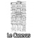 Canevas (Le) - Clinique SANATIA - Centre Psychothérapeutique de Jour - Ixelles