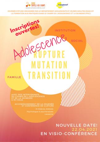 ADOLESCENCE Rupture Mutation Transition