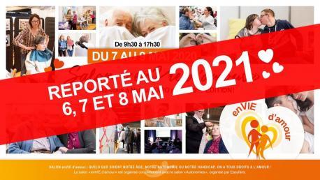 Salon enVIE d'amour - édition 2021