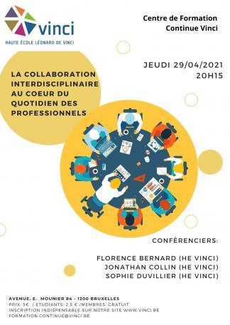 La collaboration interdisciplinaire au coeur du quotidien des professionnels