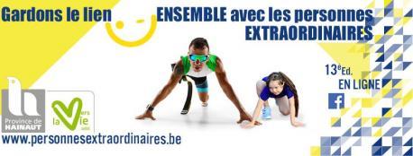 Ensemble Avec les Personnes Extraordinaires - 13éme Edition en ligne