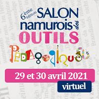 Salon namurois des outils pédagogiques 2021