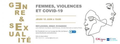 Femmes, violences et covid-19  ( Vidéoconférence)