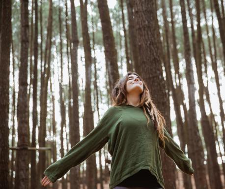 Ateliers en forêt de Soignes de ressourcement et de (re)connexion à soi, aux autres et à la nature