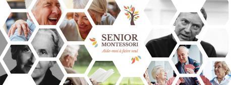 Formation à la Méthode Montessori adaptée aux personnes âgées