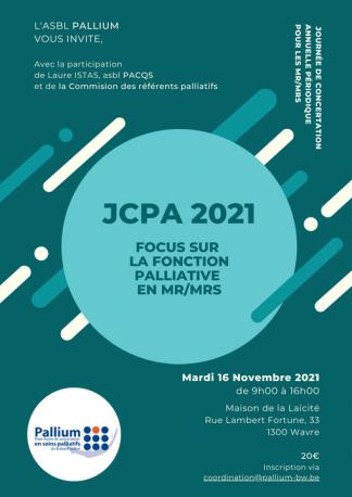 Journée de Concertation Périodique Annuelle - JPCA